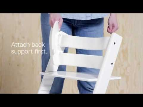Tripp Trapp® – The chair that grows with the child® OFFICIAL DEMO