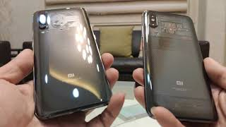 Xiaomi Mi 9 Explorer Edition vs Xiaomi Mi 8 Explorer Edition Comparison Review