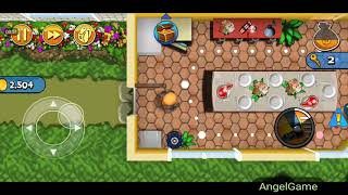 Robbery Bob - Bonus Chapter (Challenge) Level 10 Gameplay Video