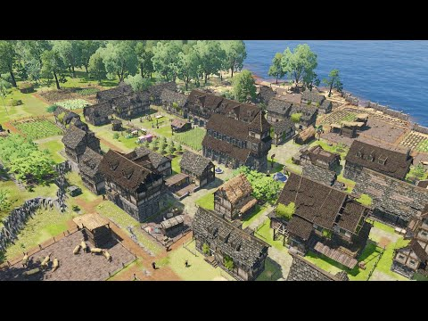 Life is Feudal: Forest Village - Episode 1 – Getting Started