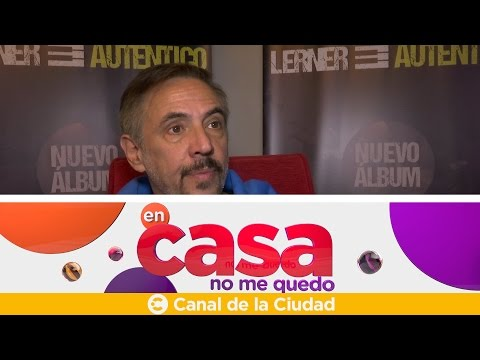 "<h3 class=""list-group-item-title"">Alejandro Lerner presenta ""Auténtico"" - En casa no me quedo</h3>"