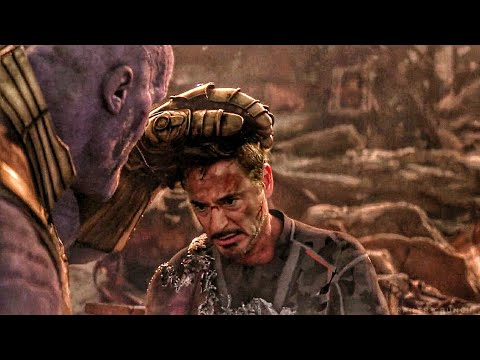 Iron Man vs Thanos Fight Scene - Avengers Infinity War (2018) Movie Clip HD [1080p 50FPS] thumbnail