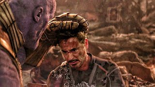 Iron Man vs Thanos Fight Scene - Avengers Infinity War (2018) Movie Clip HD [1080p 50FPS]