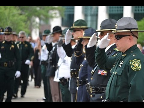 2016 Florida Law Enforcement Memorial