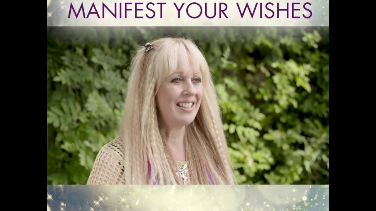 A Fairy Spell to Manifest Your Wishes - Flavia Kate Peters