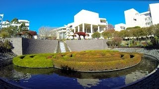 The Getty Center Museum Grounds
