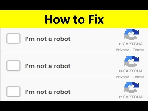 How to Remove i'm not a robot captcha in pc/laptop