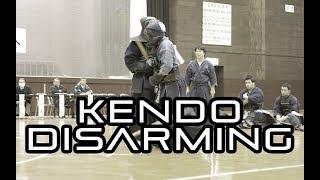 [KENDO RANT] - Disarming in Kendo? Kendo vs Sword Fighting?