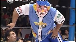 BML - Kikutaro vs Osamu Kido vs Don Arakawa