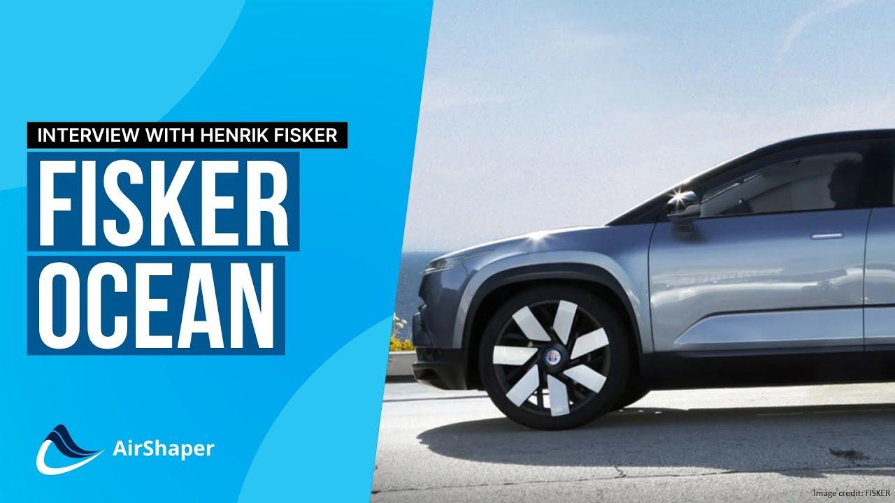 Henrik Fisker Talks -  World's Most Sustainable Vehicle