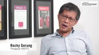 Download Video KAFFE 9  - Wawancara Rocky Gerung - Berpikir Kritis MP3 3GP MP4