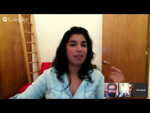 Hangouts con los Editores IDG Latin América / Cobertura CIO América Latina Samsung Forum 2014