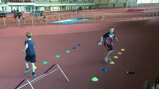 Скоростно-силовая подготовка юных хоккеистов. ОФП хоккей.