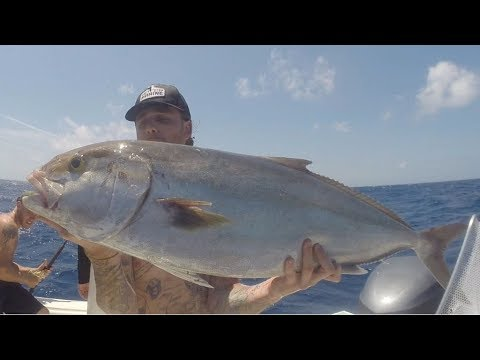 Florida Keys EXTREME offshore fishing!!! Mutton Snapper, Amber Jack, Mahi & More! #GatorGang