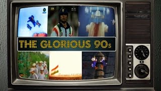 The Glorious 90s – A Tribute To Childhood Nostalgia