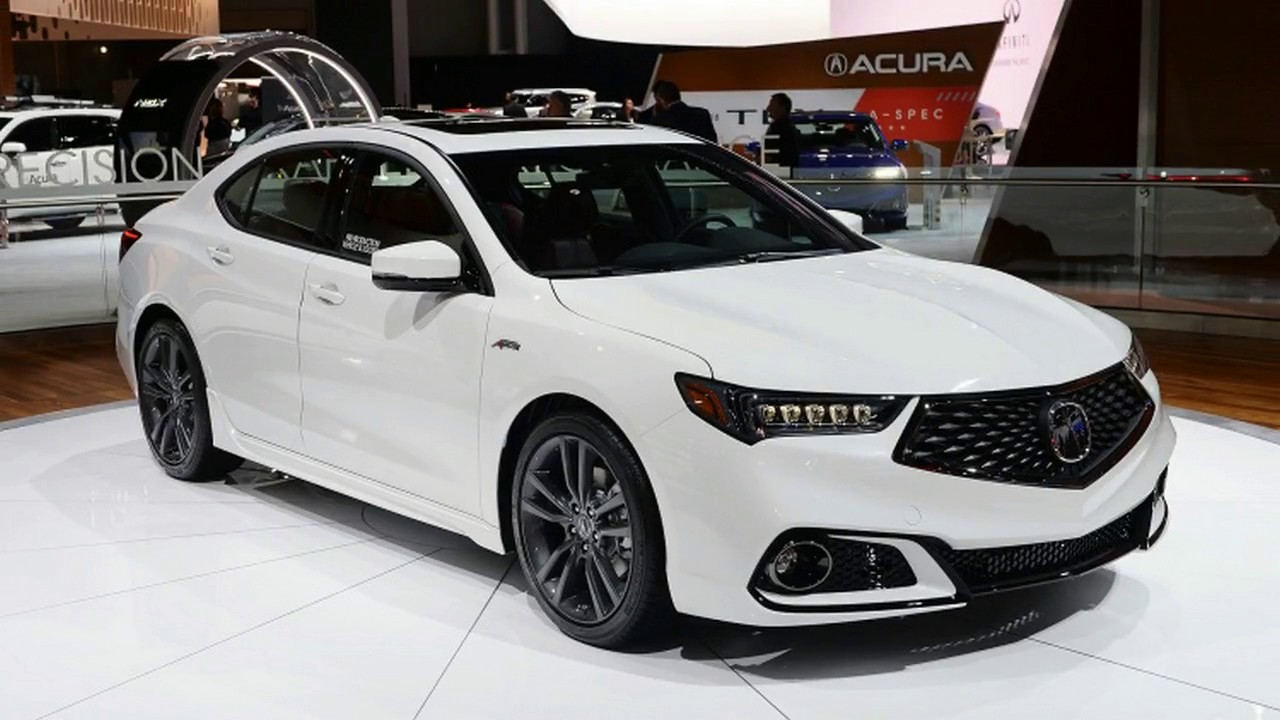Hot News 2018 Acura TLX gets sporty A Spec trim with mid ...