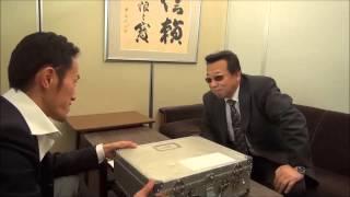 長岡京市明るい選挙推進協議会青年部会のメンバーが制作した、若者の投...