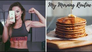 MY HEALTHY MORNING ROUTINE // NaturallyStefanie