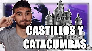 CASTILLOS Y CATACUMBAS DE SALVAR EL MUNDO - FORTNITE