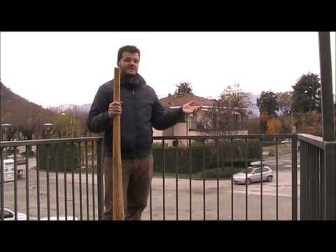 Organic Didgeridoo Lesson 1 - Basic Drone - Andrea Ferroni