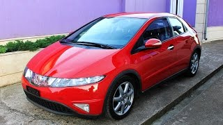 Honda Civic 8gen 2006 1.8 140hp
