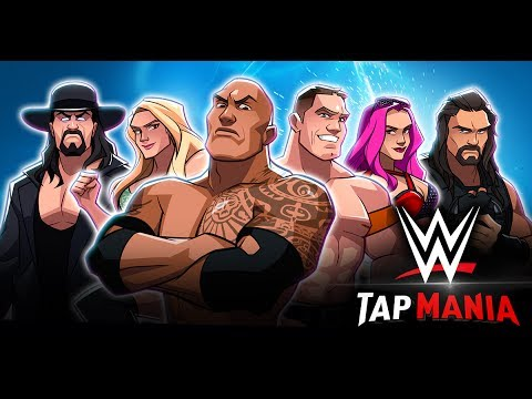 WWE Tap Mania screenshot 1