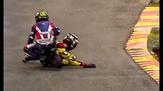 Action! Minibikes & Karting Action from the Final British Champ. Rounds