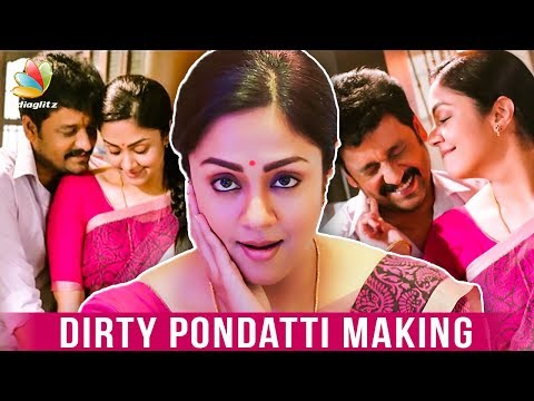 I Was Scared to do Intimate Scenes with Jyothika : Vidharth Interview | Radha Mohan, Kaatrin Mozhi
