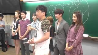 배우 정유미,도희,송재림 등 영화 터널3D 인터뷰 여고…