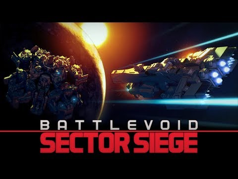 SPACE RTS WITH CUSTOMIZATION - BATTLEVOID SECTOR SIEGE GAMEPLAY LETS PLAY