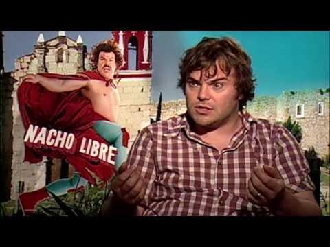 Nacho Libre: Jack Black Inerview