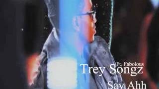 Trey Songz Ft. (Fabolous) - Say Ahh [INSTRUMENTAL] + DOWNLOAD LINK!