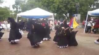 Celebración del centenario del Alma Llanera en Villa de Cura Estado Aragua