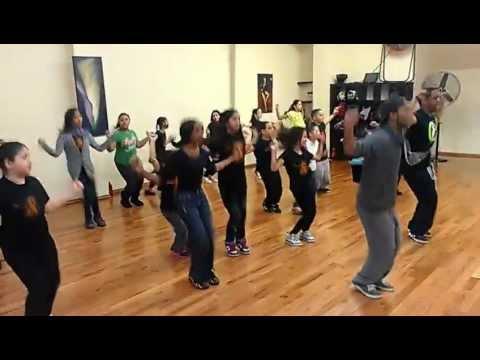 Kids hip hop lessons Brooklyn NY - Nieves Latin Dance Studio