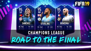 INSANE NEW CHAMPIONS LEAGUE CARDS! - FIFA 19 Ultimate Team