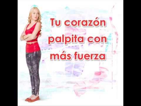 Violetta - Tienes el talento - Letra