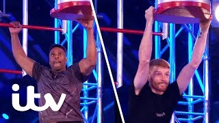 Parkour group Storror's Toby Segar and Henry 'The Cookey Monster' C...