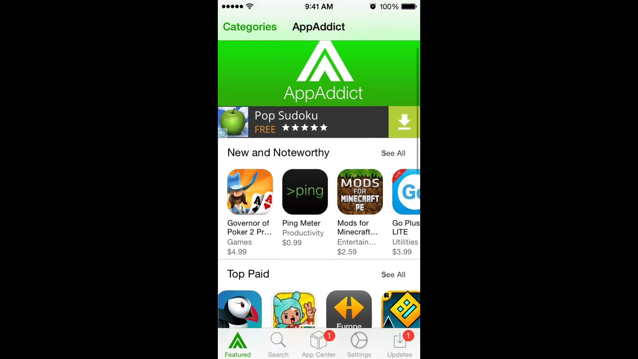 [AppAddict App iOS 8 4] Install Cracked Apps/Get PAID Apps FREE From App  Store on iPhone, iPad, iPod