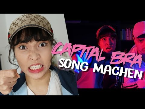 CAPITAL BRA Song in 12h Challenge (+ Musikvideo)