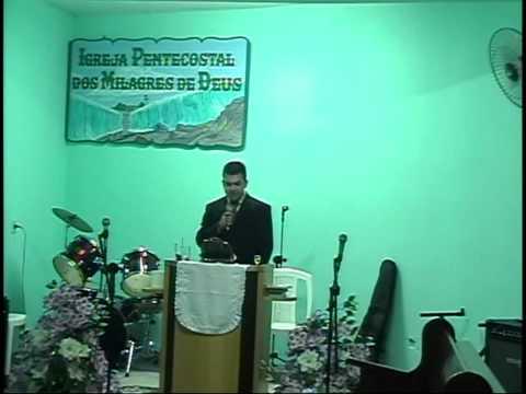 pregação Irmão Revis Prega Deuteronômio 28