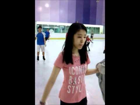 Ice Skating Buddies =)