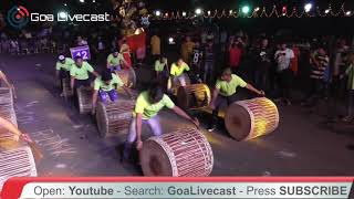 Friends Cricle Shirod | Playing dhol Tashe for Paikdev Baal Mandal Sanguem