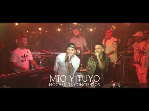 Lenier Ft Jacob Forever - EL Beso Live Mio&Tuyo