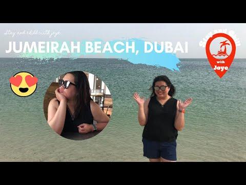 UAE Travel Video -Jumeirah Beach – Umm Suqeim Dubai – UAE Travel Tips