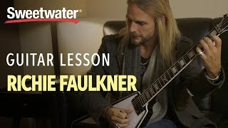 Solos and Licks with Judas Priest's Richie Faulkner