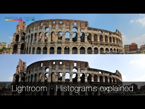 Lightroom Tutorial #2 - Histogram can change you photo