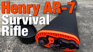 Baixar Henry AR-7 Survival Rifle can hit a bee at 3 yards
