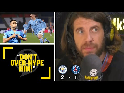 """""""DON'T OVER-HYPE HIM!"""" AFC fan claims there's a big list of players better than Foden one being Bale"""
