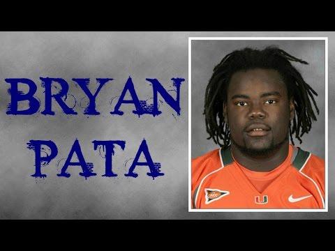 BRYAN PATA │ INTO THE COLD