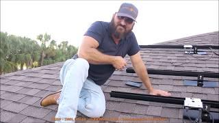 FLORIDA SOLAR POWER  🌴🌞 🔋 ⚡ ( 18 panel / 295watt 7.20KW Solar Panel System )  Lehigh Florida USA